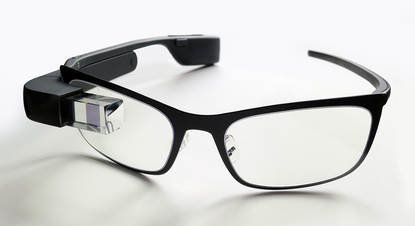 Slider Google Glass